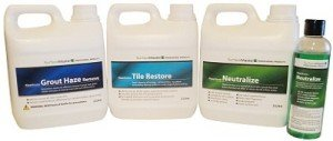 d.i.y  Tile Cleaning and Grout Home Cleaning products