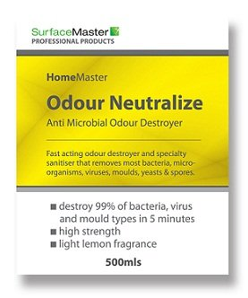 odour neutralizer home cleaning products
